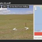 Scrrenshot: GeoGuessr