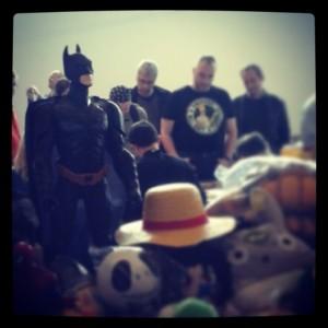 Batman auf der Comiciade in Aachen