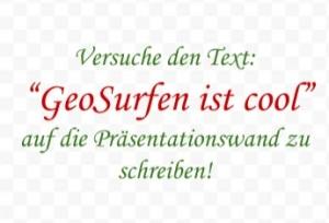 GeoSurfen