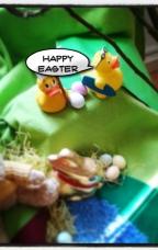 Ostern in der Familie