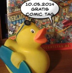 Ankündigung: Gratis Comic Tag